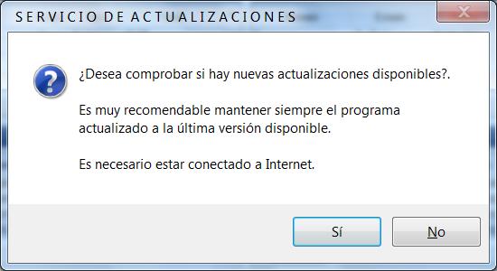 Actualizar software IDESOFT, paso 2